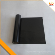 opaque black film PET film for electrical insulation tape